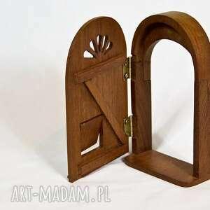 ręcznie wykonane dekoracje drzwi tajemnicze drzwiczki z włazem dla