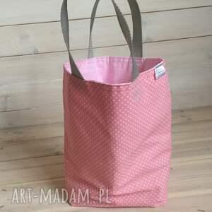 szare do ręki lunchbox lady with pink