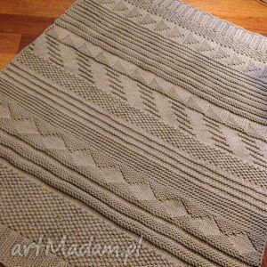 ręcznie zrobione dywany handmade beżowy dywan ze sznurka