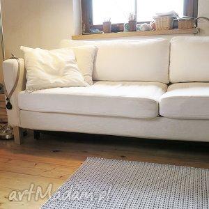 dywany bawełniany dywan ze sznurka rękodzieło