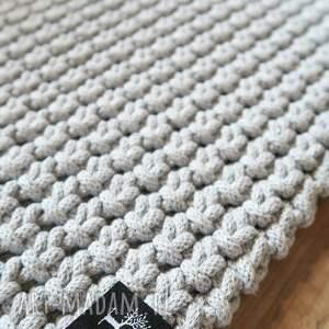 bawełniany dywany dywan ze sznurka rękodzieło