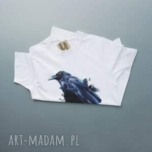 nietuzinkowe koszulki koszulka kruk tshirt z krukiem
