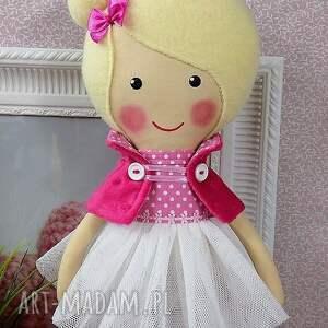 różowe lalki lalka baletnica blanka