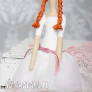 hand-made lalki dekoracja baletnica