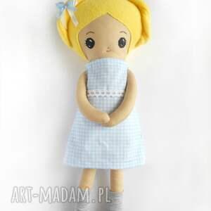 handmade lalki lalka eliza - mała artystka