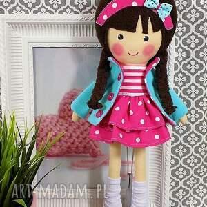 nietuzinkowe lalki lalka malowana lala melania w