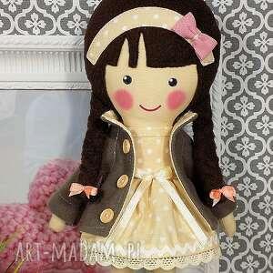brązowe lalki lalka malowana lala katarzyna