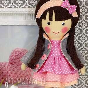 brązowe lalki zabawka malowana lala diana