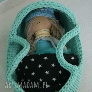 lalki gondola nosidełko dla