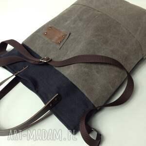 hand made na ramię torba ramię, listonoszka.