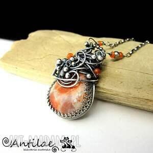 naszyjniki naszyjnik monolitas - kamień słoneczny