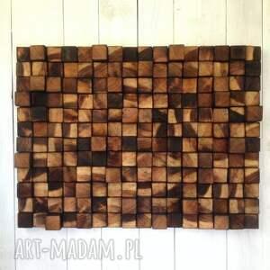 ręczne wykonanie obrazy mozaika drewniany obraz na zamówienie
