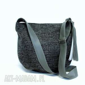 long hobo, pojemna, listonoszka torebki