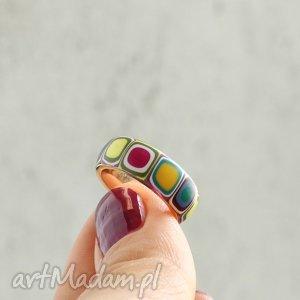 Obrączka , obrączki, pierścionki, kolorowe, tęczowe, stal, złote
