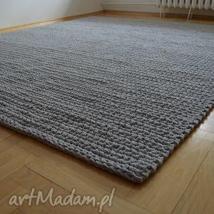 dywan podwójny, dywan, chodnik, bawełniany, prosty, skandynawski, miękki dom