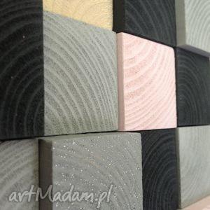Drewniana mozaika NA ZAMÓWIENIE, obraz, mozaika, drewno, ściana, dekoracja, ozdoba