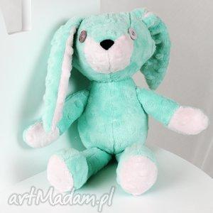 unikalny prezent, królliczka ami, królik, króliczek, maskotka, przytulanka, pluszowy