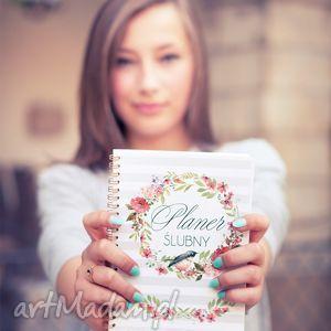 notes, planer z wysyłką w europie, planer, ślub