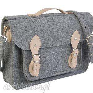 Filcowa torba na laptop 15 -personalizowana, grawerowana dedykacja, torba, torebeczka