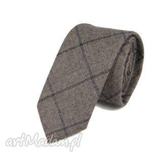 krawaty krawat wełniany, krawat, wełna, on, prezent, unikalny