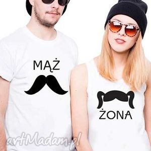 Koszulki dla Par MĄŻ/ŻONA , love