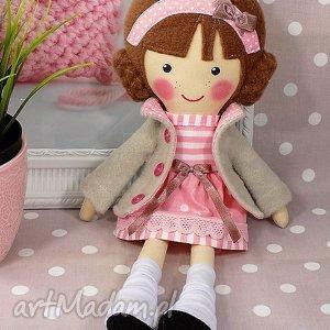 Prezent malowana lala michalinka, lalka, zabawka, przytulanka, preznt, niespodzianka