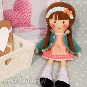 lalki malowana lala klementyna, lalka, zabawka, przytulanka, prezent, niespodzianka
