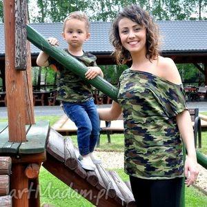 Komplet koszulek dla mamy i synka MORO, koszulki, moro, dlamamyisyna, dlamamyicórka