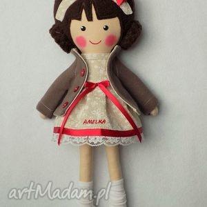 lalki malowana lala lucynka, lalka, zabawka, przytulanka, prezent, niespodzianka