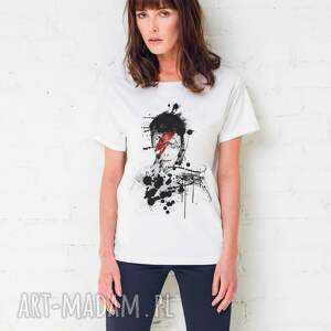 BOWIE PAINTED Oversize T-shirt, oversize