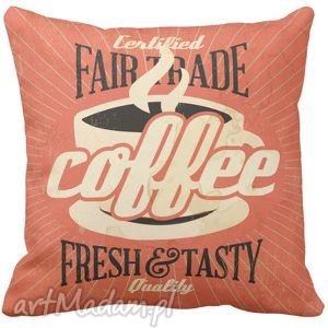 Poduszka dekoracyjna kawa Coffee 6547, poduszka, coffe, fresh, vintage