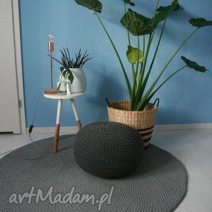 dywan 150 cm, dom, minomalistyczny, bawełna