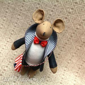 Gryzoń Marynarz, marynarz, mysz, szczurek, maskotka, roczek, chrzest
