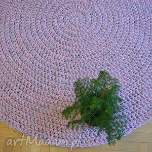 świąteczny prezent, okrąglak melanż, dywan, chodnik, okrągły, koło, prosty dom