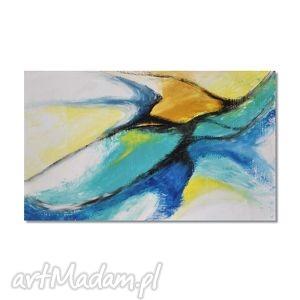 abstrakcja imbt, nowoczesny obraz ręcznie malowany, obraz, nowoczesny