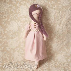 fioletowa bajka - lalka dalia - lalka