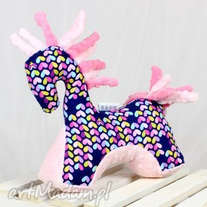 koń sweet serca - przytulanka sensoryczna, koń, konik, maskotka