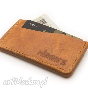 handmade etui card holder