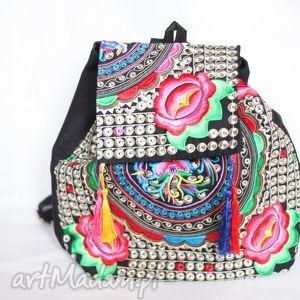 wyjątkowy prezent, plecaki plecak hmong, plecak