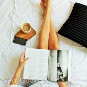 poduszka colors 50 black, poduszka, poducha, dekoracyjna, ozdobna, designerska
