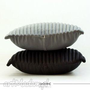 komplet poduszek colors 50 black, grey, poduszki, poduszka, poduchy, poducha
