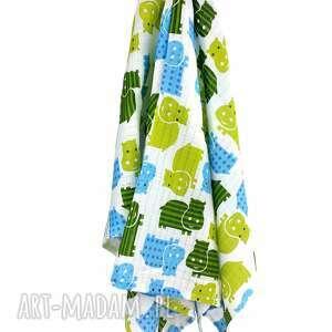 pokoik dziecka otulacz eco 100 bawełna, otulacz, niemowle, tetra dla