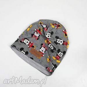 czapki czapka myszka mickey minnie, czapka, beanie, myszka, prezent, disney