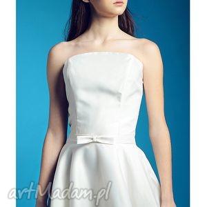 ślub nowa kolekcja - ti piace , gorsetowa, sukienka, slubna, prosta, romantyczna