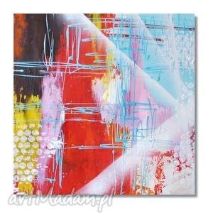 obrazy abstrakcja gm1, nowoczesny obraz ręcznie malowany, abstrakcja
