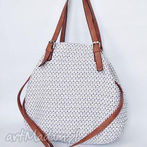 xxl torba na ramię z granatem, torba, torebka, worek