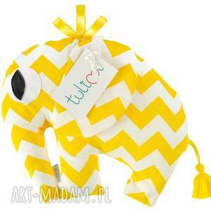 poduszka dla dzieca słonik sunshine mały, poduszki, odpoczynek, zabawa, dekoracja