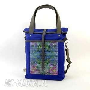 pomysły na święta prezenty Torba ramię Blue Aztek , dziewczyna, święta, prezent