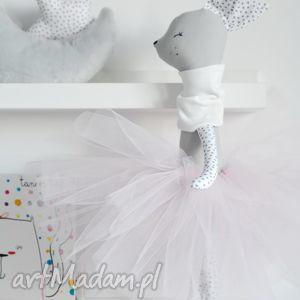 wyjątkowy prezent, sarenka baletnica, sarenka, lalka, tancerka, balerina