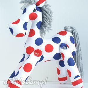 konik przytulanka - konik, maskotka, dziecko, dekoracja, zabawka, skandynawski